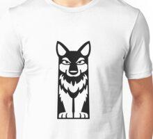 Tiny Totem - Wolf Unisex T-Shirt