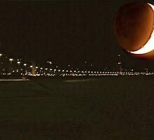 Moons at Rio de Janeiro 1       Brazil by BaZZuKa