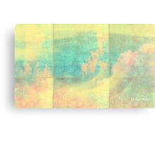 Untitled Abstract- 101-  Art + Products Design  Canvas Print