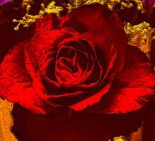 Metal Rose [ FOREVER ] by Paul Adkin