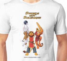 Swords and Sausages Unisex T-Shirt