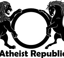 Atheist Republic by Nathan Wallace