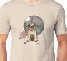 Captain pug! Unisex T-Shirt