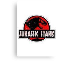 Jurassic Stark Canvas Print