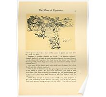 The Land of Enchantment by Arthur Rackham 0043 He Was Already Hard at Work Poster