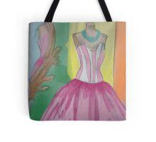 Princess dress Tote Bag