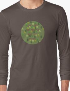 Can't see the woods for the trees Long Sleeve T-Shirt