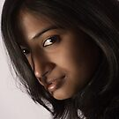 Captivating Eyes-2 by Mukesh Srivastava