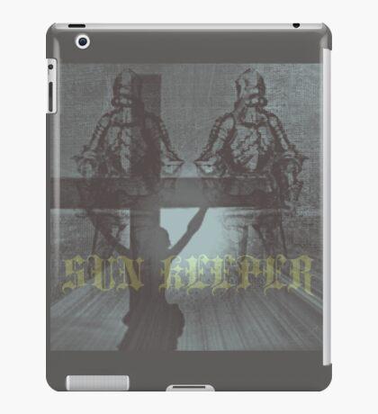 sun keeper iPad Case/Skin