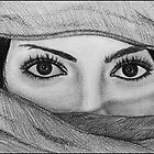 Arabian Eyes ~` by LovETeaR