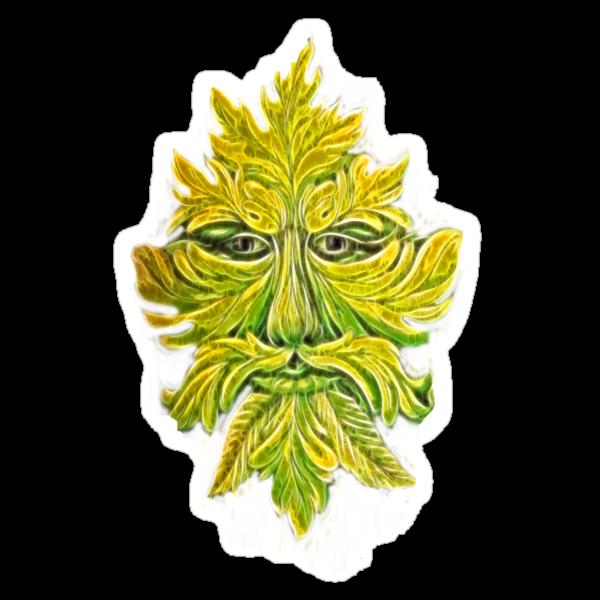 Man of Green by tkrosevear