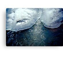 −20 °C  Canvas Print