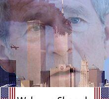 Wake up America by HISHI