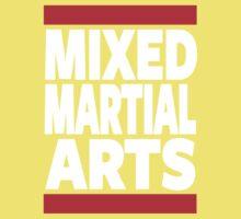Mixed Martial Arts Kids Tee