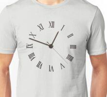 Clock-face Unisex T-Shirt
