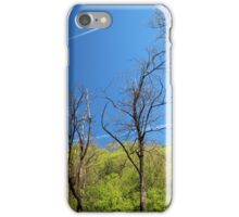 Air Pollution and Climate Change iPhone Case/Skin