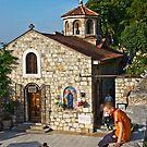 St. Petka's Chapel by aleksandra15