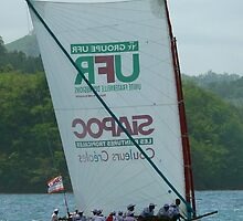 Yole Ronde - Martinique, FWI by Olivia Son