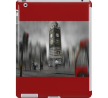 when Time stood still  iPad Case/Skin