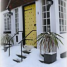 My Cottage in the Snow by Morag Bates