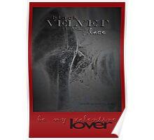Be My Valentine Lover © Vicki Ferrari Photography Poster