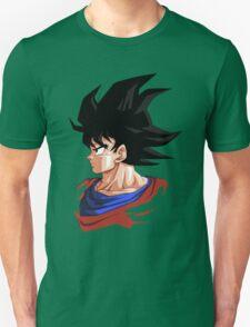 Profile of Goku - Dragon Ball T-Shirt