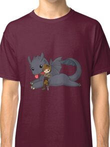 How to train your dragon [Ultimate] Classic T-Shirt