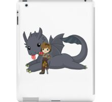 How to train your dragon [Ultimate] iPad Case/Skin