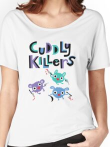 Cuddly Killers Women's Relaxed Fit T-Shirt