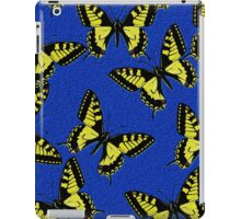 Papilio machaon iPad Case/Skin