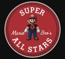 Super Mario Bro's All Stars by Monty's Island