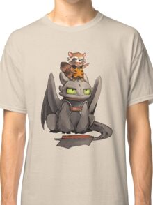 How to train your dragon ! Classic T-Shirt