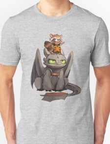 How to train your dragon ! T-Shirt