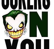 Jokers On You by rabance