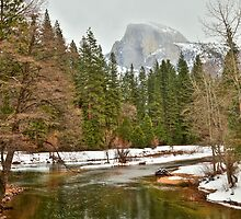 Half Dome by Nickolay Stanev