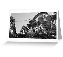 Coaster 01 Greeting Card