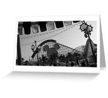 Coaster 04 Greeting Card