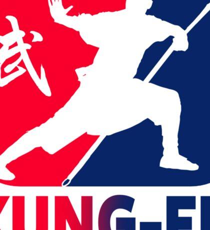 Kung Fu Sticker