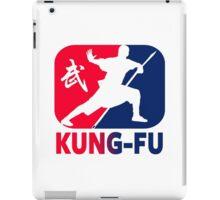 Kung Fu iPad Case/Skin
