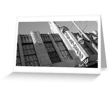 Hollywoodland 01 Greeting Card