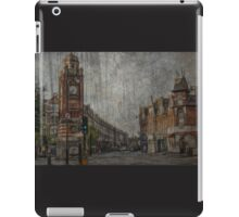 painting/artwork of crouch end north london N8  iPad Case/Skin