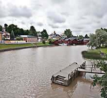 Porvoo Finland Landscape by robert cabrera
