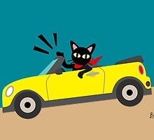 Whim in the car by BATKEI