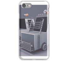 The Defender Car iPhone Case/Skin