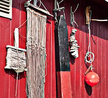 Fishing Gear by robert cabrera