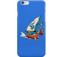 "Cell shaded ""The Wind Waker"" iPhone Case/Skin"