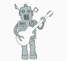 Guitar Robot by BenClark