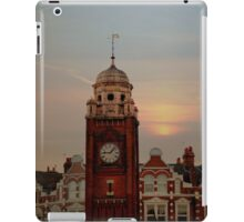 sunset over crouch end N8  iPad Case/Skin