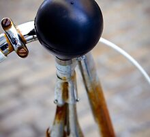 Old Fashioned Bike Bell by raelynndesign