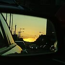 Sunset on the Road by Jason Kiely